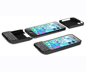 iPhone Blackberry kullanmak ister misiniz?
