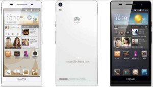 Huawei Ascent P6 S