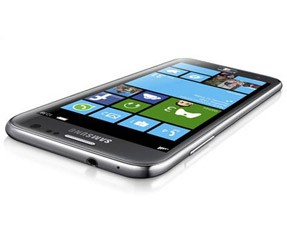 Samsung, bu kez Windows Phone'la geliyor