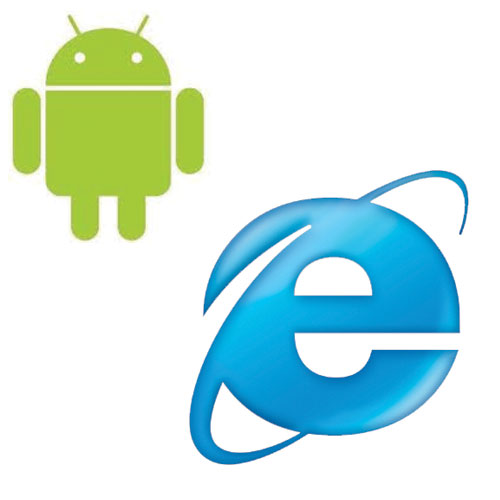 Ie для android