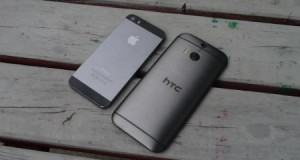 iPhone 5S – HTC One M8 karşılaştırma