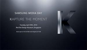 Samsung Galaxy S5 K