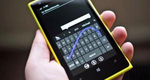 Windows Phone 8.1 Word Flow