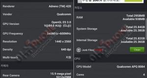 Samsung iyi ki Snapdragon 801 kullanmış!
