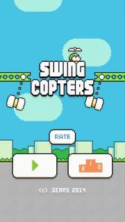 Swing Copters İndir