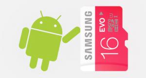 Android hafızasını yükseltme