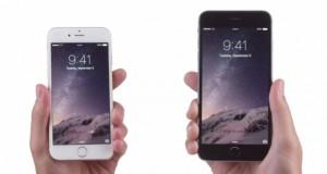 iPhone 6 için yeni reklam