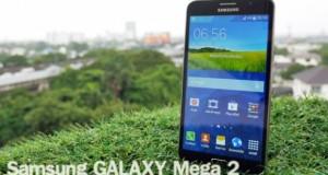 Samsung Galaxy Mega 2 satışa sunuldu