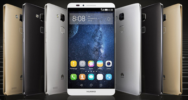 Huawei ascend mate 7 beğenildi