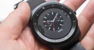 LG G Watch R, Avrupa'ya geliyor