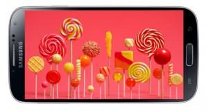 Lollipop Güncellemesi Alacak Samsung Telefonları