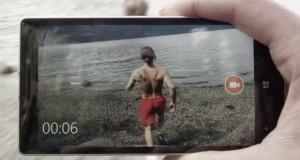 Microsoft Lumia için ilk reklam
