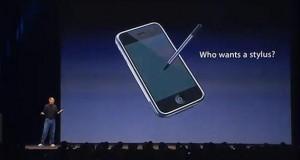 Apple, dokunmatik kalemin patentini aldı