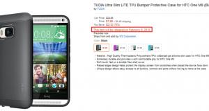HTC One M9 tasarımı sızdırıldı