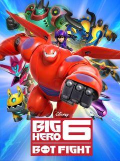 Big Hero 6 Bot Fight İndir