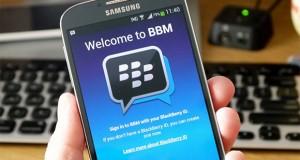 BBM, Android'de 100 milyona ulaştı