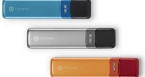 Google USB bilgisayarını tanıttı: Chromebook Flip