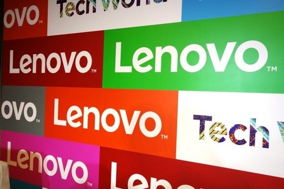 Lenovo logosunu değiştirdi!