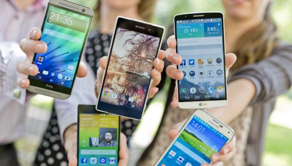 2016 En Çok Satılan Telefonlar