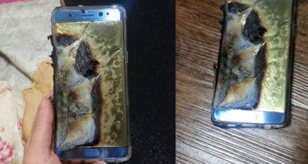 Samsung Cihazlarda Yaşanan Patlama Skandalı