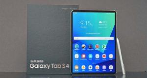 Galaxy Tab S4 Özellikleri Belli Oldu