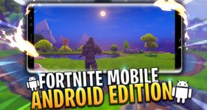 Fortnite Mobile Android'te