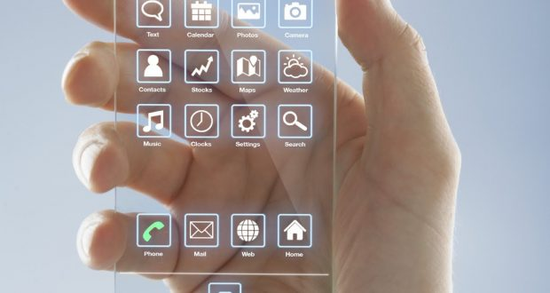 Geleceğin Akıllı Telefonları Tasarlanıyor
