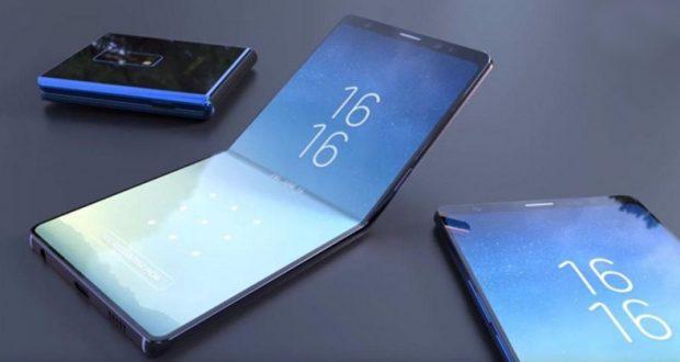 Huawei Katlanabilir Telefon Üretiyor