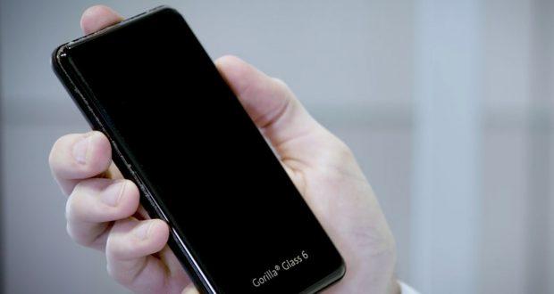 Katlanabilir Gorilla Glass Geliyor