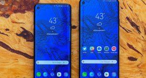 Samsung'dan Ekran Altı Kamera Haberi