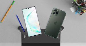 iPhone 11 Pro Max ve Galaxy Note 10 Plus Arasındaki Hız Farkı