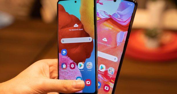 En Şık Tasarım; Samsung Galaxy S10 Lite